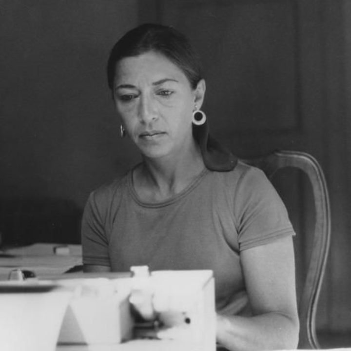 Ruth Bader Ginsburg as a young lawyer